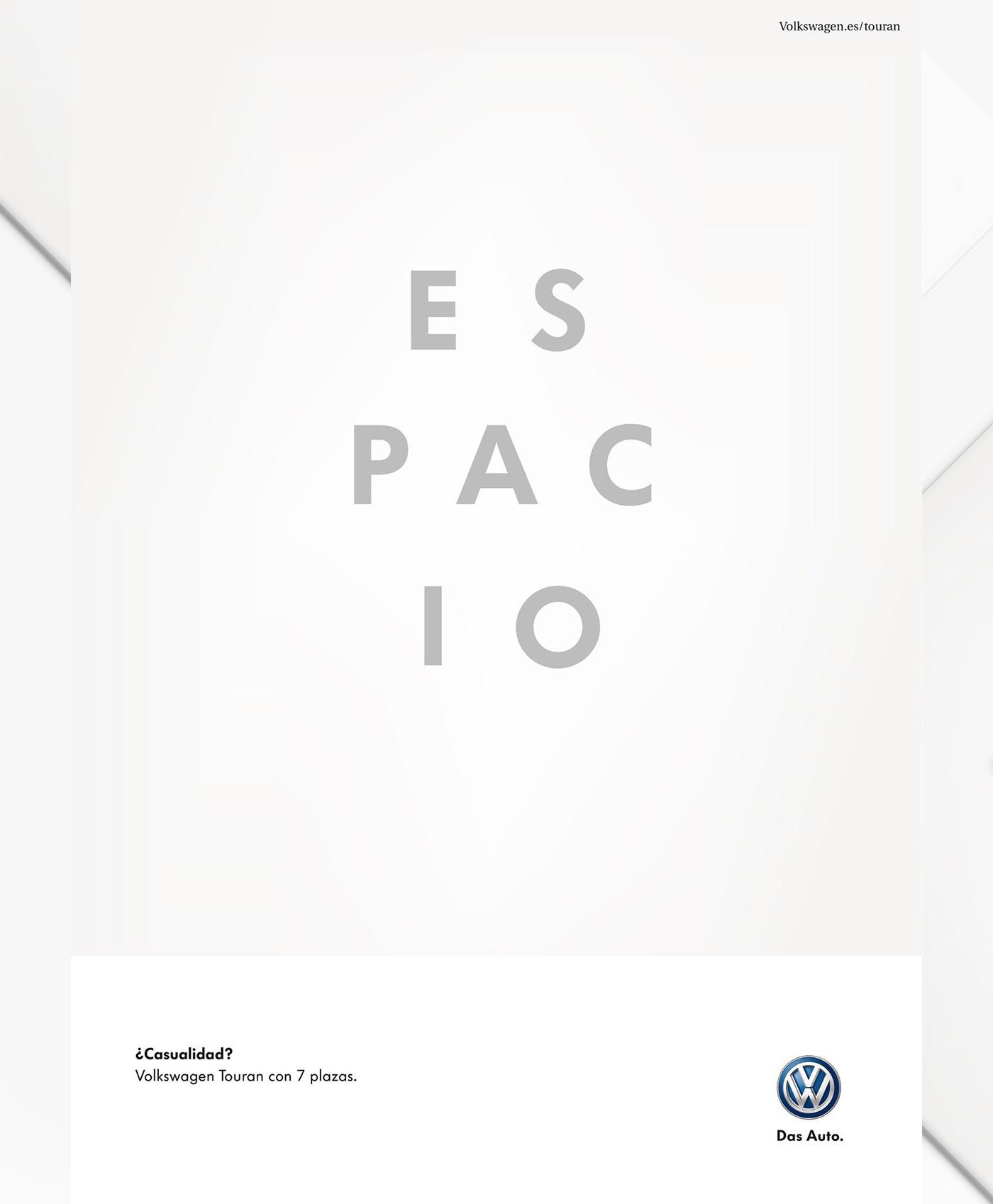 volkswagen print DDB type poster patri perez Luis Di Lascio Lürzers Archive free