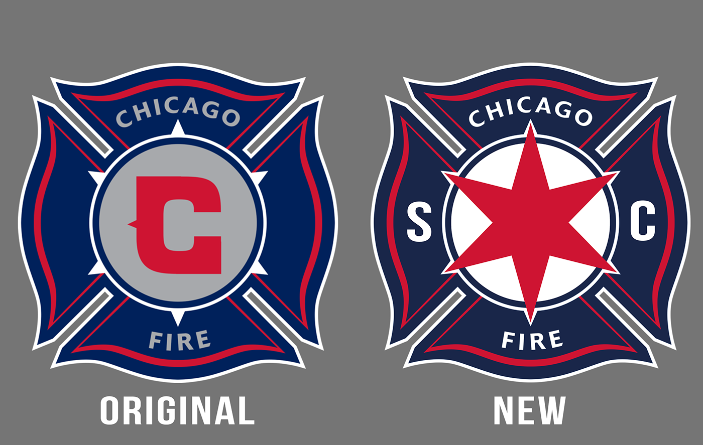 Chicago fire redesign on behance thank you biocorpaavc Images