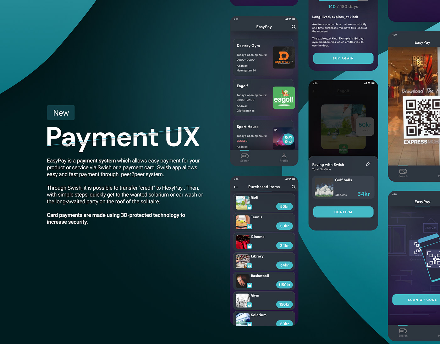 Payment UX