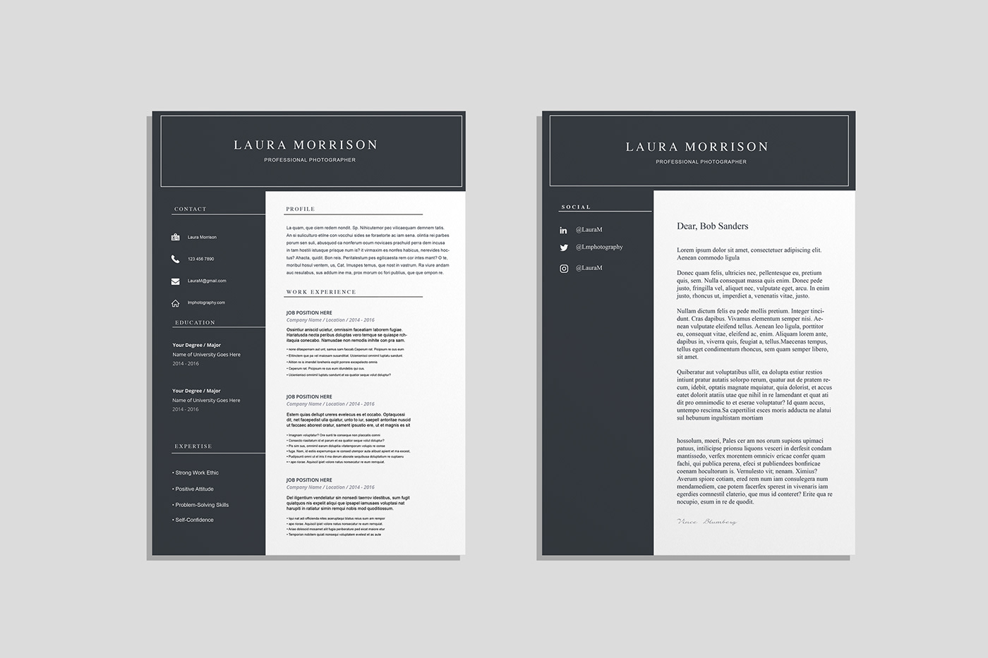 Resume Free Resume word word resume resume mockup Mockup cover letter template Free Template resume template