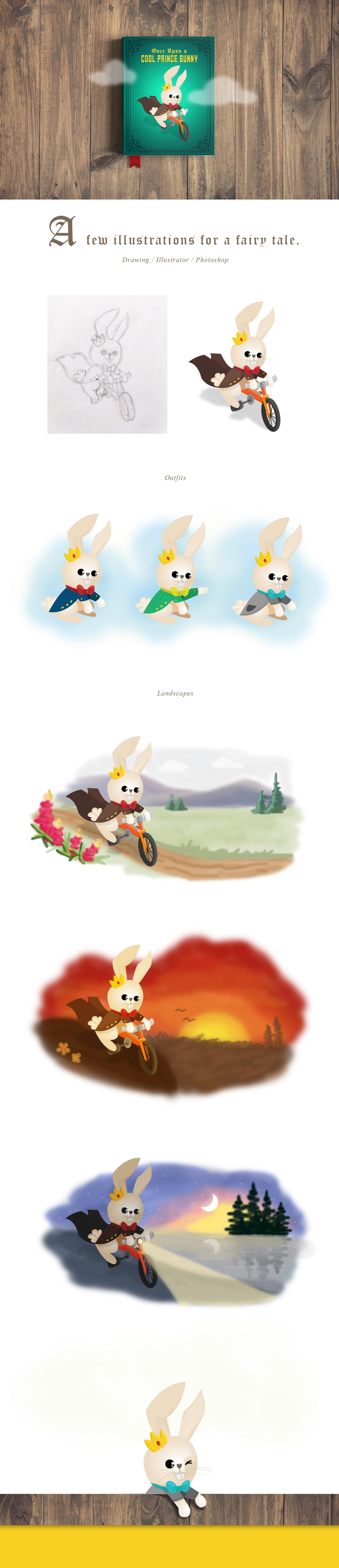 bunny rabbit fairy tale cuento de hadas conejo liebre book cover