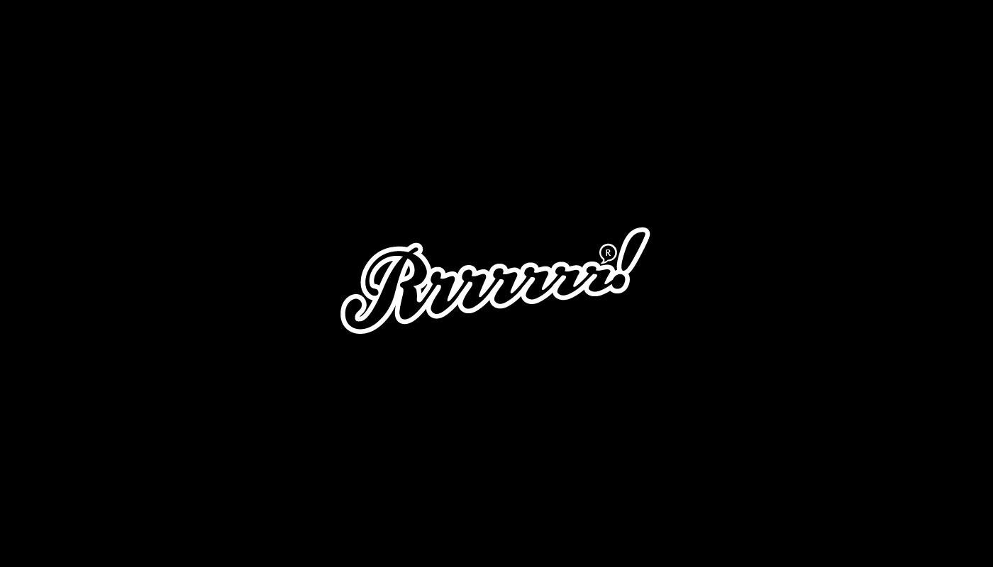Responsive logo naming branding