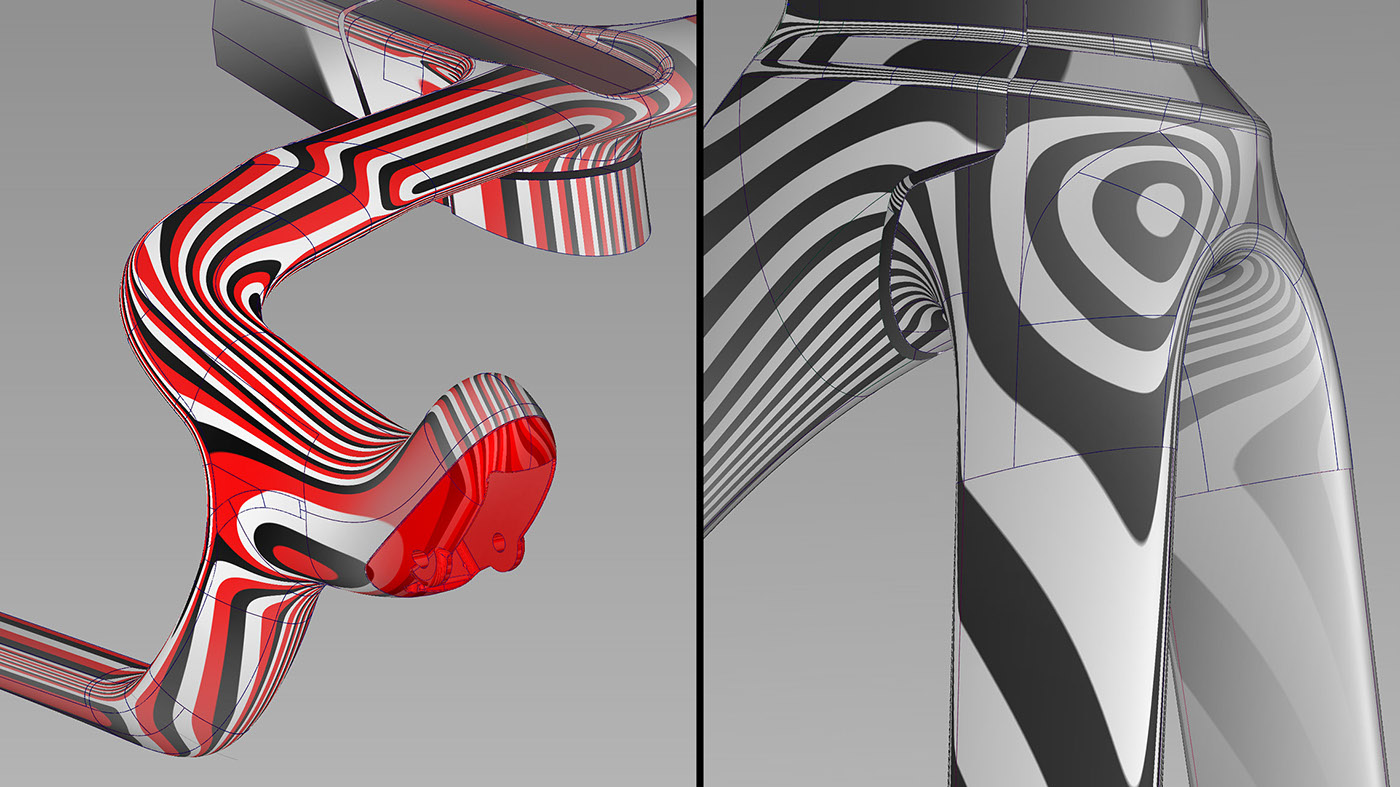 Alias Class-A Cycling design aerodynamic advance design
