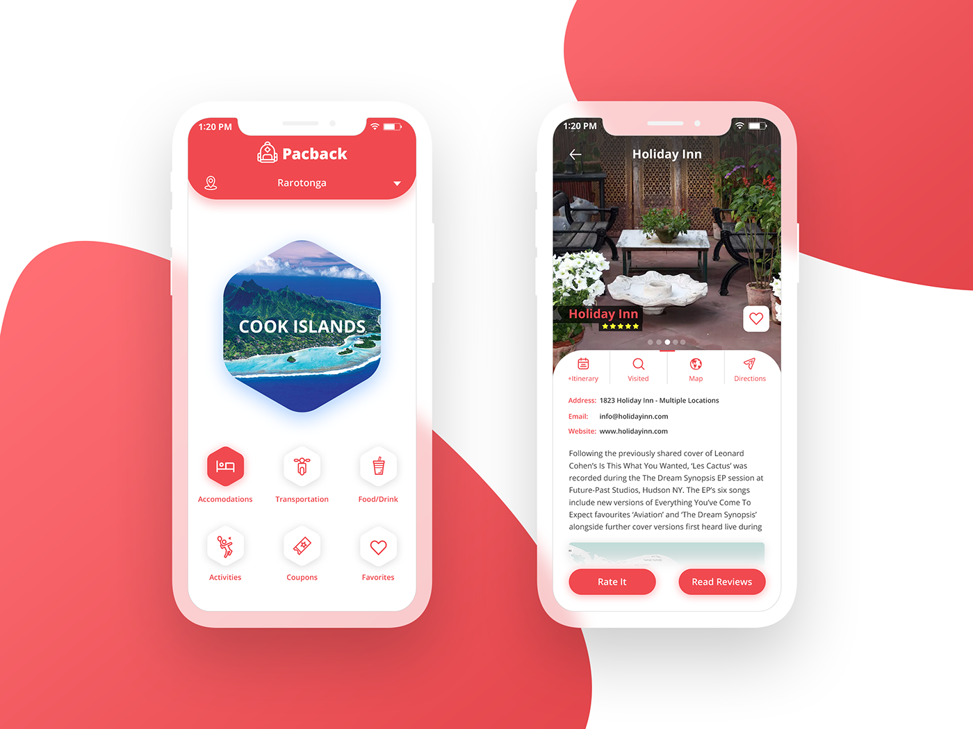 20 Insanely Creative Ui Ux Designs For Inspiration 2018 On Behance
