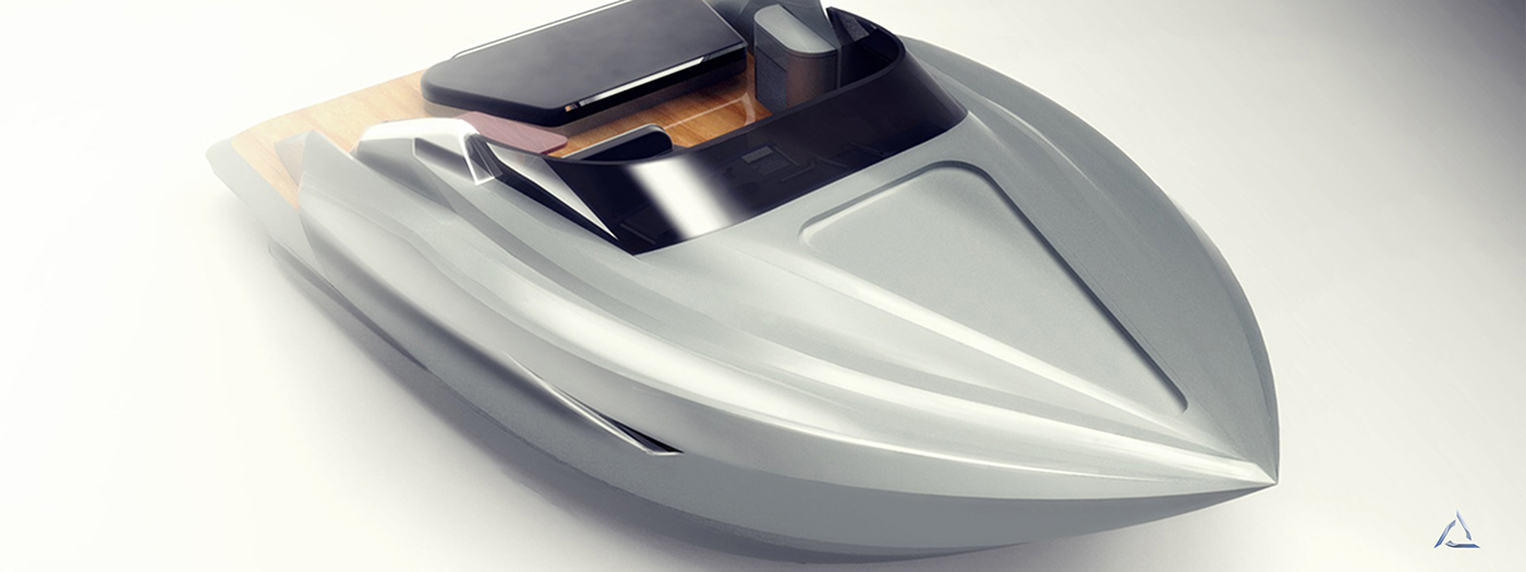 boat design industrialdesign yacht automotive   sketch creative vision concept product