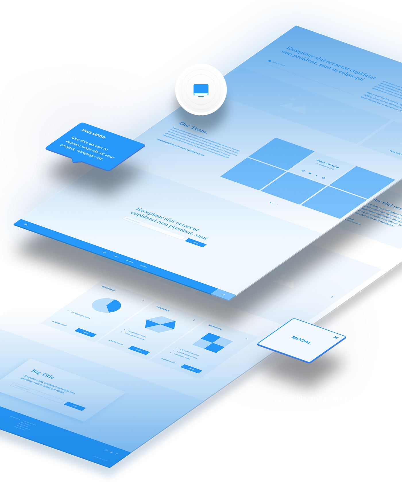 wireframes Adobe XD UI ux Web Design  mobile design