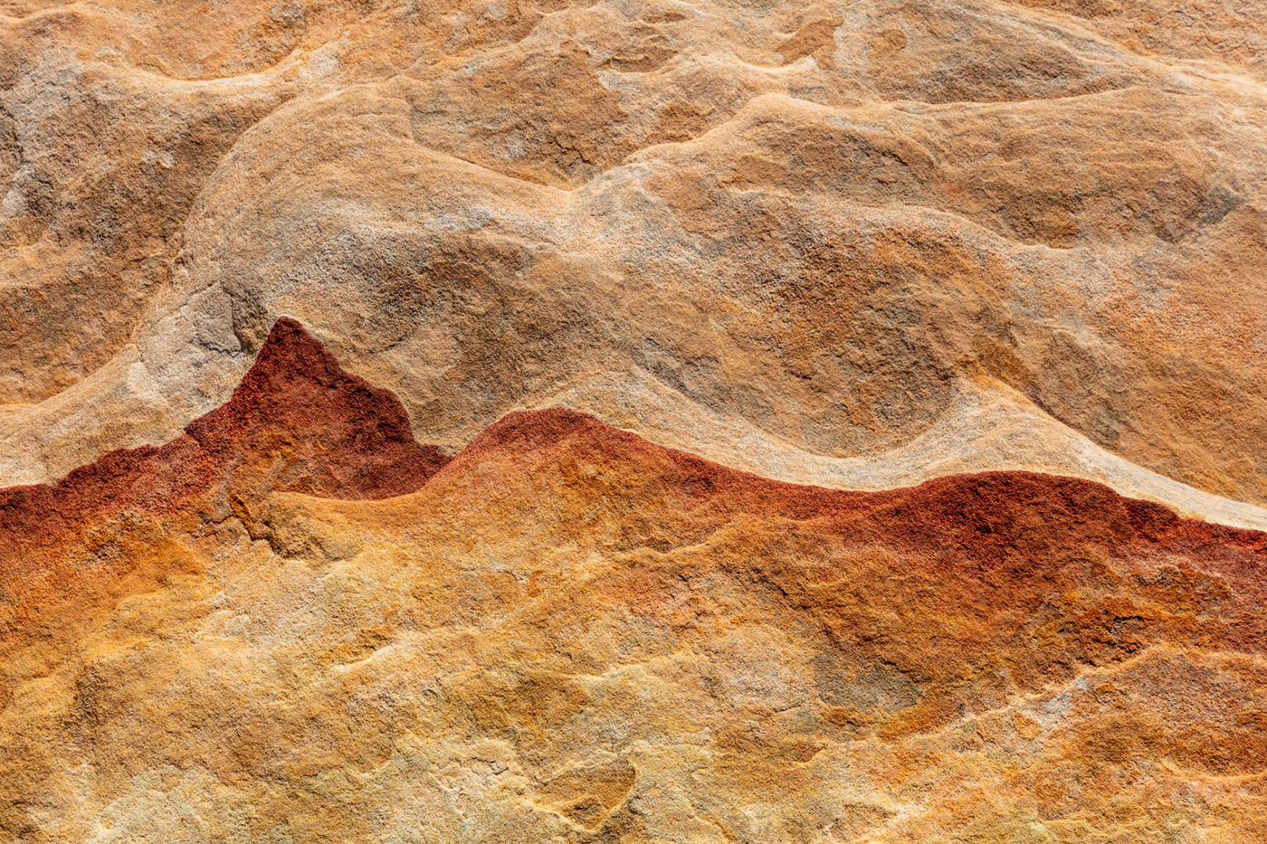 Valley of Fire nevada rock