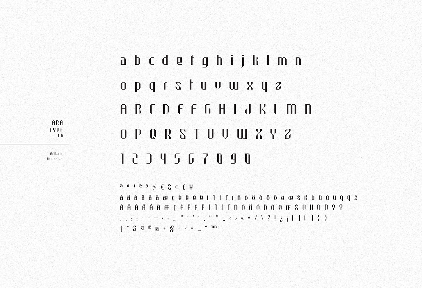 type font tipografia Typeface tipo display typography free download pixel Space