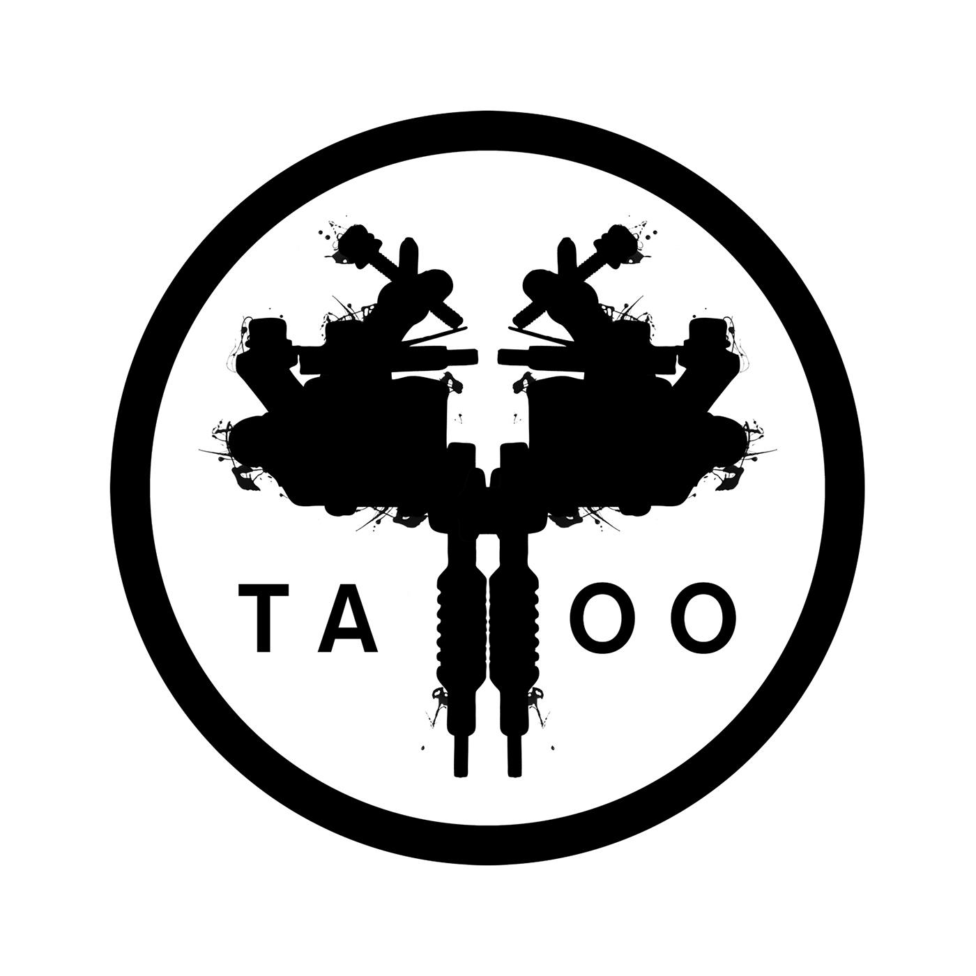 Ink By Jerry Paz Identity Tattoo Logo On Behance