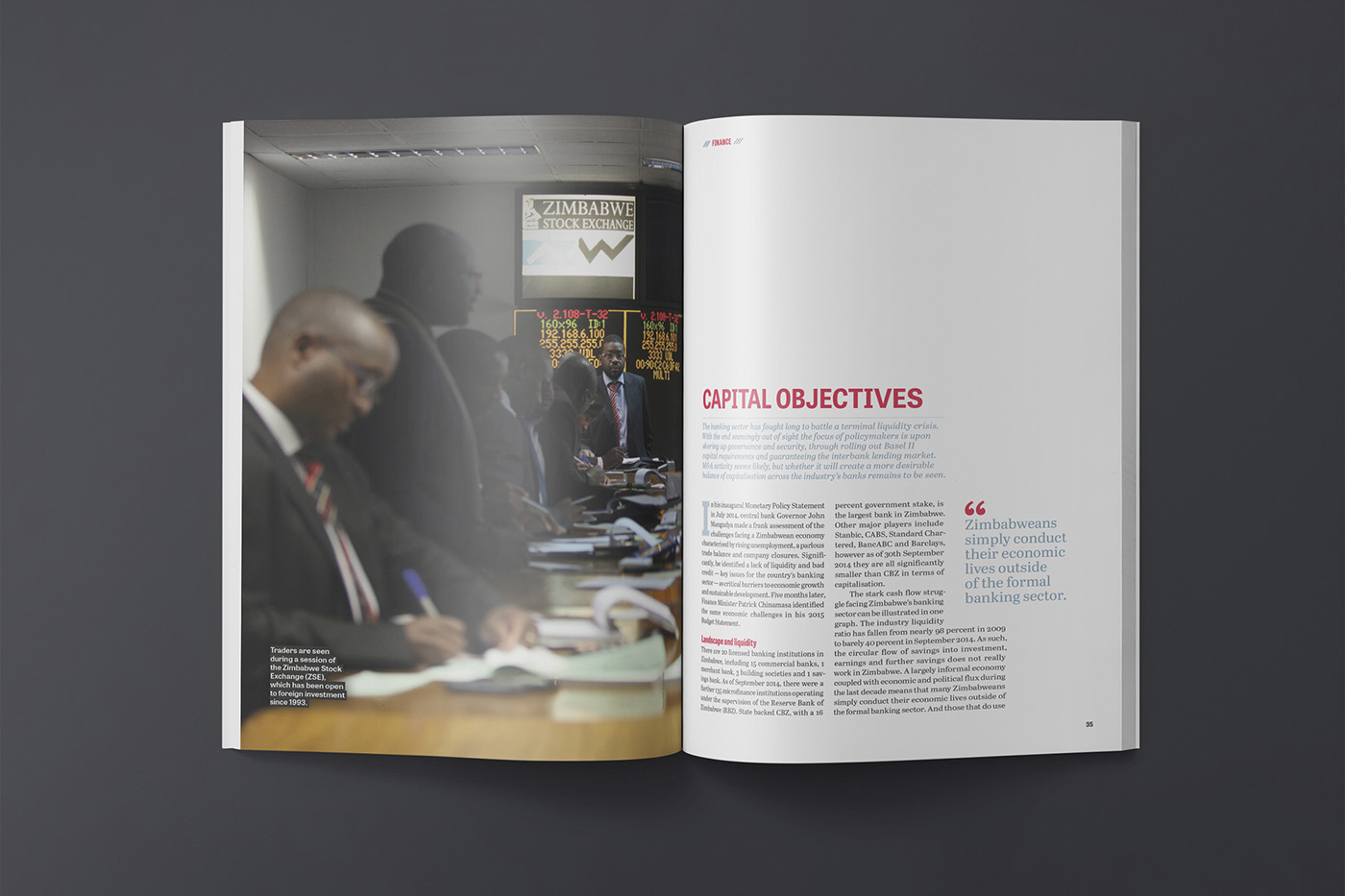 the zimbabwean economy essay Latest research from the world bank on development in zimbabwe, including reports, studies, publications, working papers and articles.