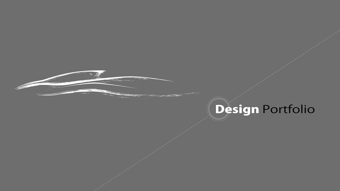 有創意感的48張作品集設計欣賞