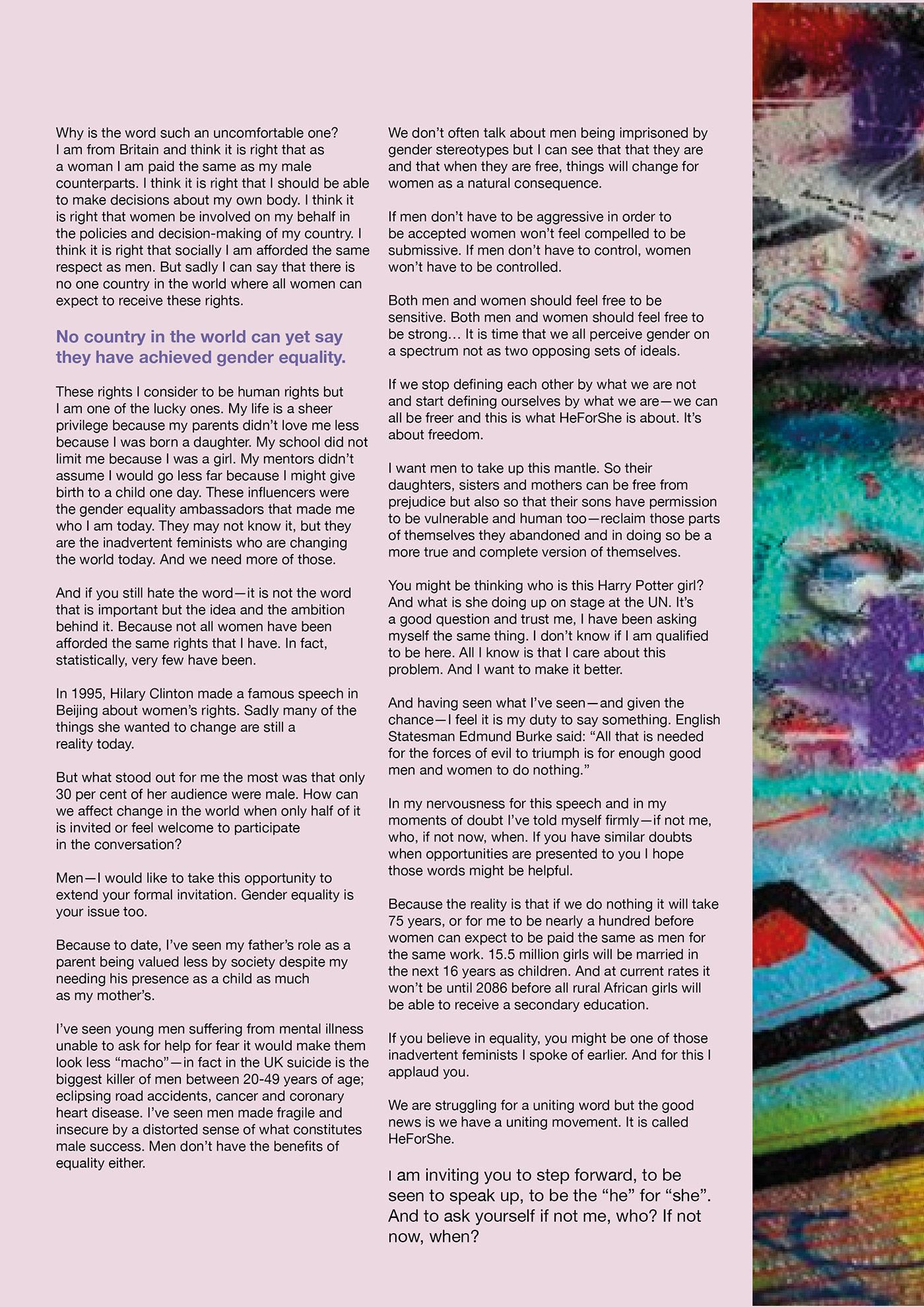 Power Magazine - Womens Edition on Behance