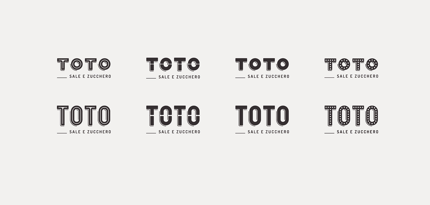 TOTO - Sale e Zucchero on Behance