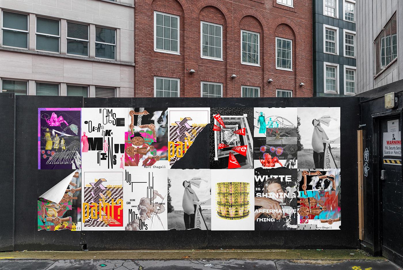 poster posterdesign typography