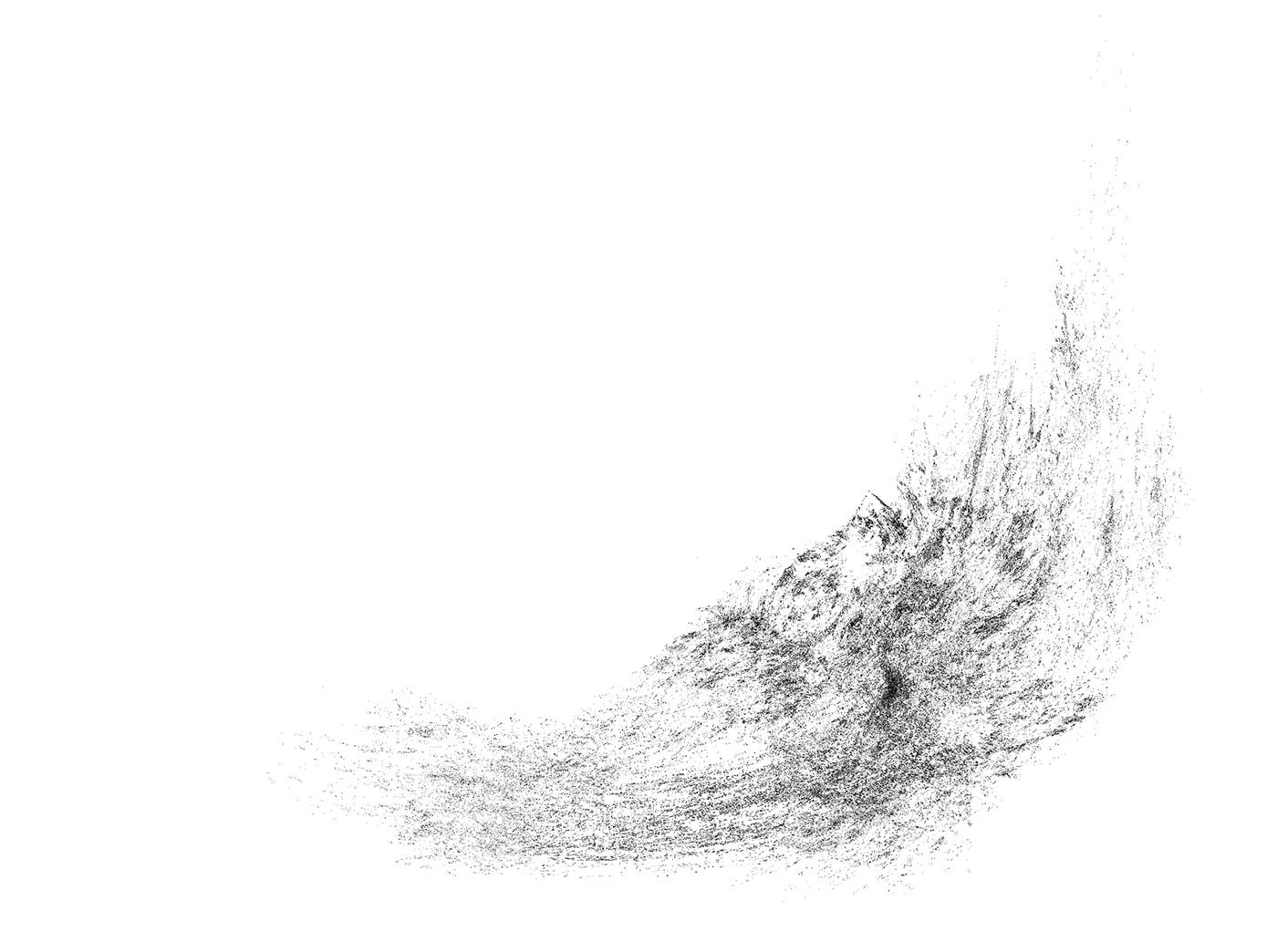 Digital Drawing Drawing  Landscape ms paint Pixel art
