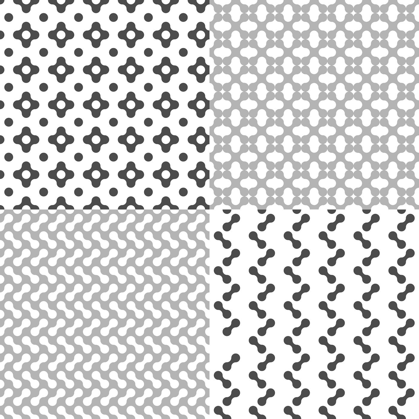 Drops Patterns Simple Ideas