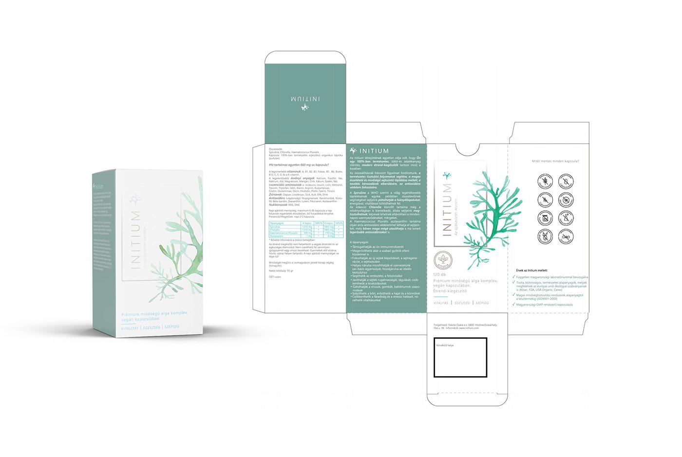 logo design graphic Packaging