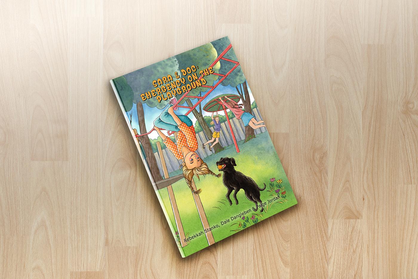Image may contain: book, animal and box