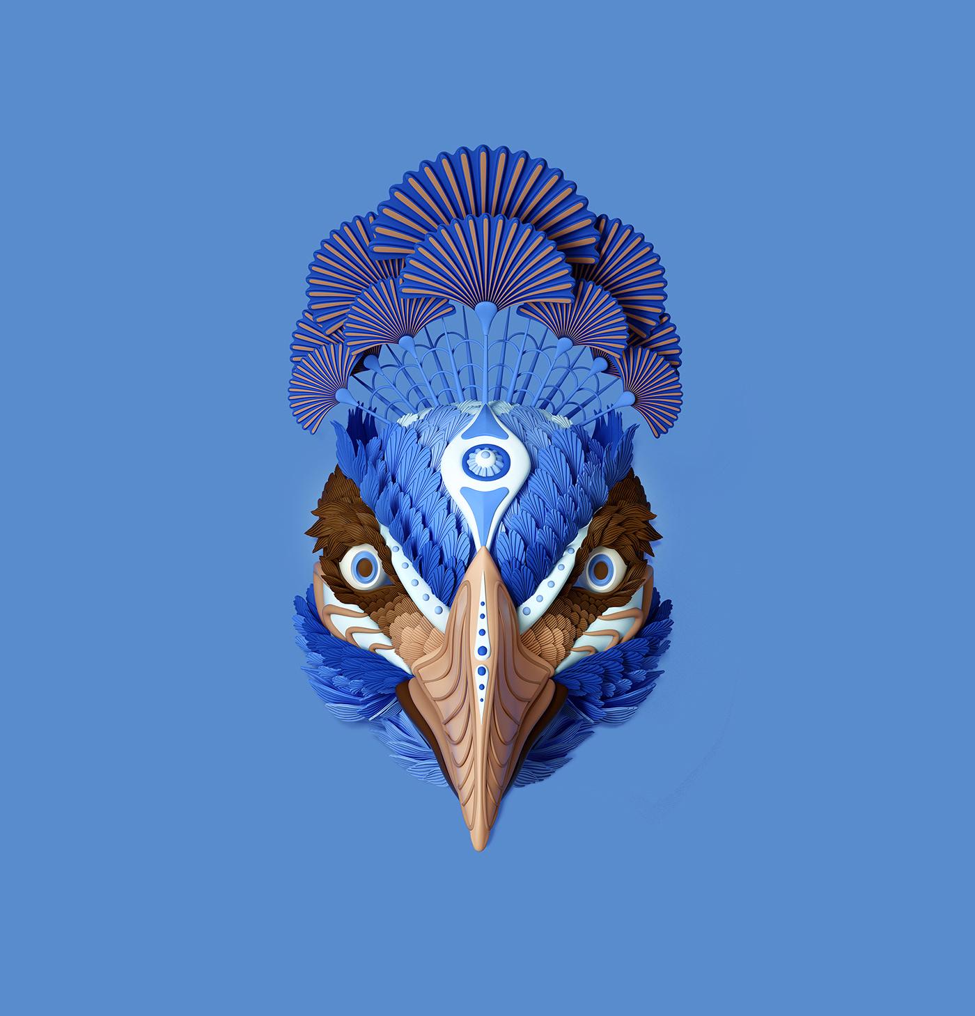protein welness Health bird mexico falcon owl parrot peacock