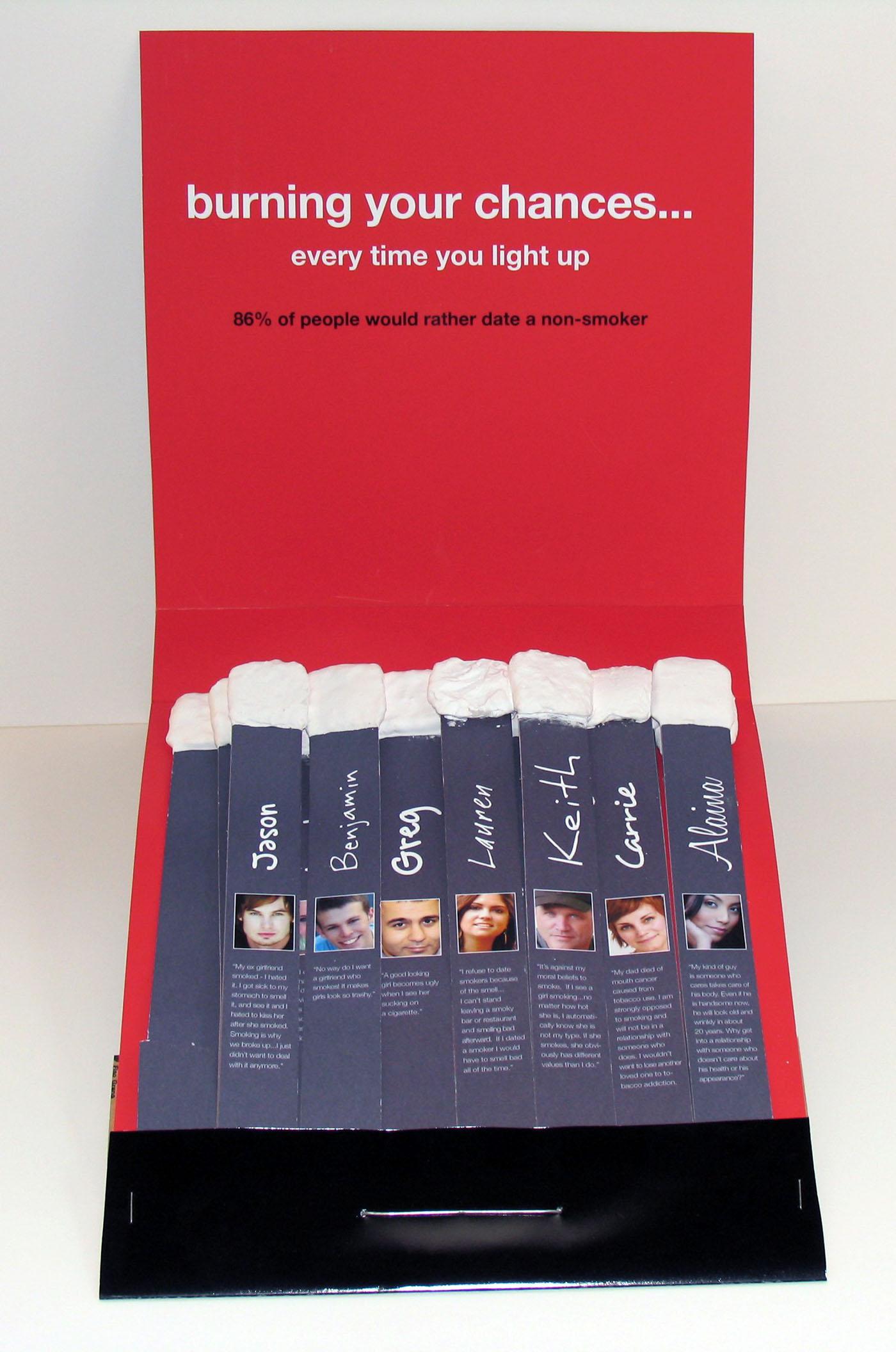 Anti-Smoking Campaign on Behance