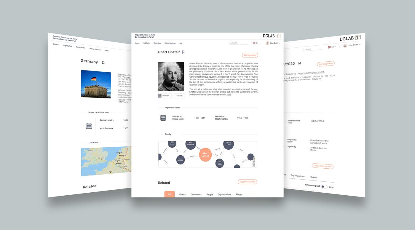 redesign ux/ui ux/ui design Web Design