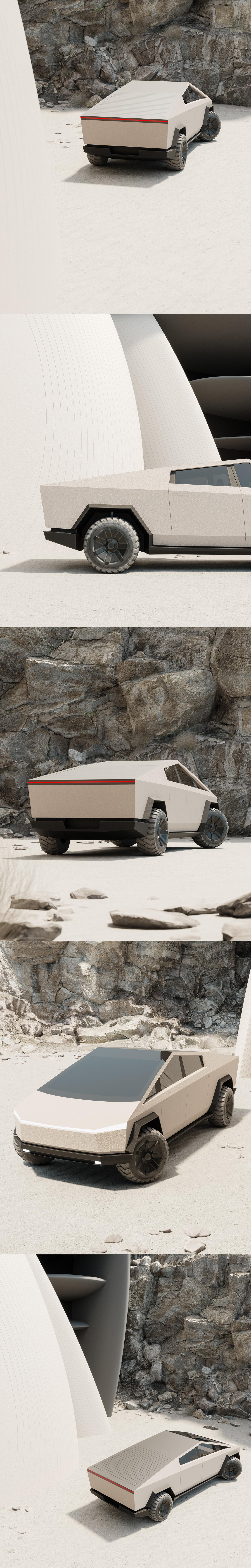 Image may contain: car, rock and land vehicle