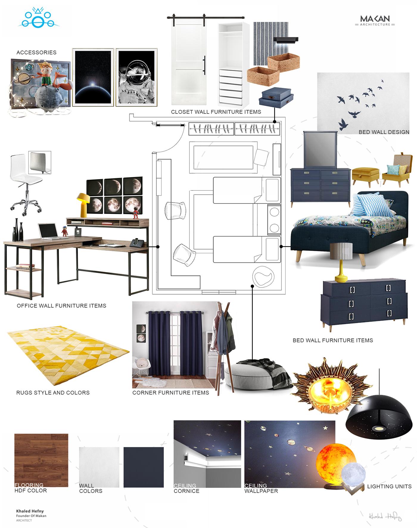 完美的44個臥室設計欣賞