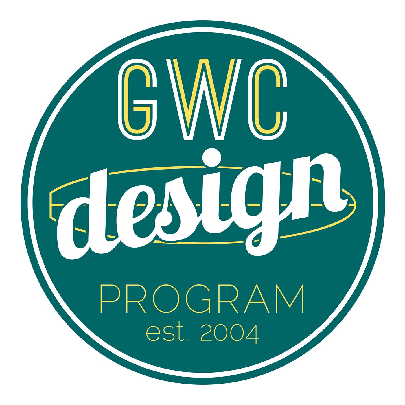 Gwc design program logo re design on behance for Logo drawing program
