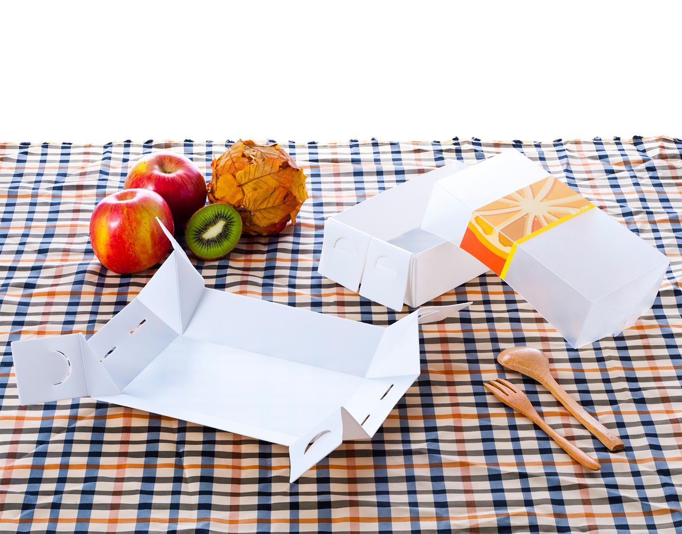精細的23張餐具盒設計欣賞