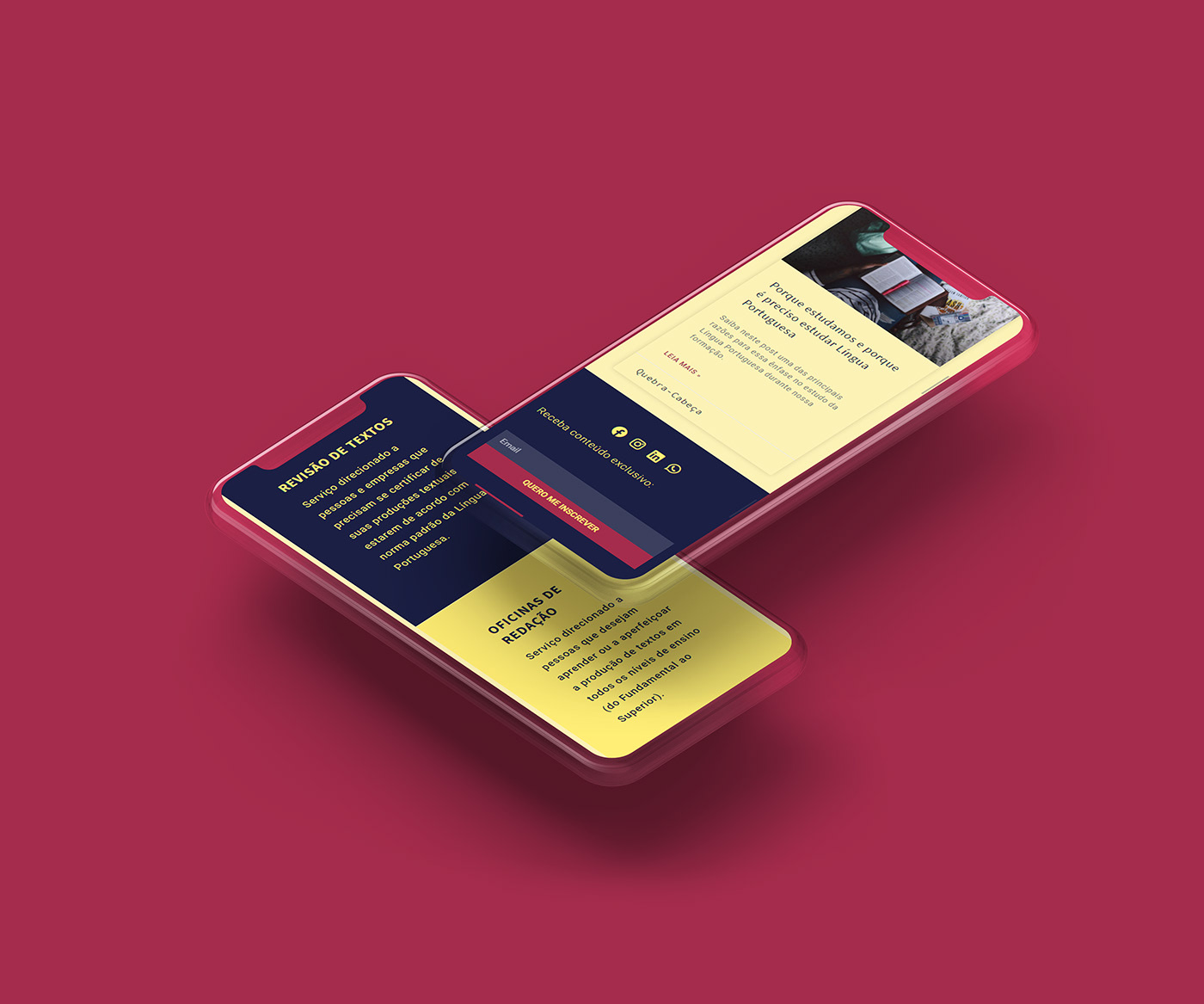 Brand Design Design de Marca identidade visual site visual identity Webdesign Website