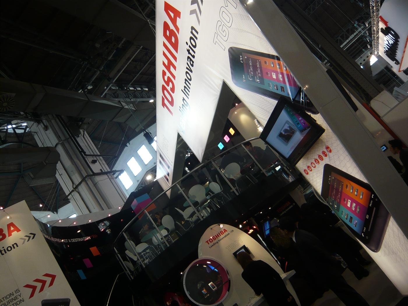 Toshiba MWC