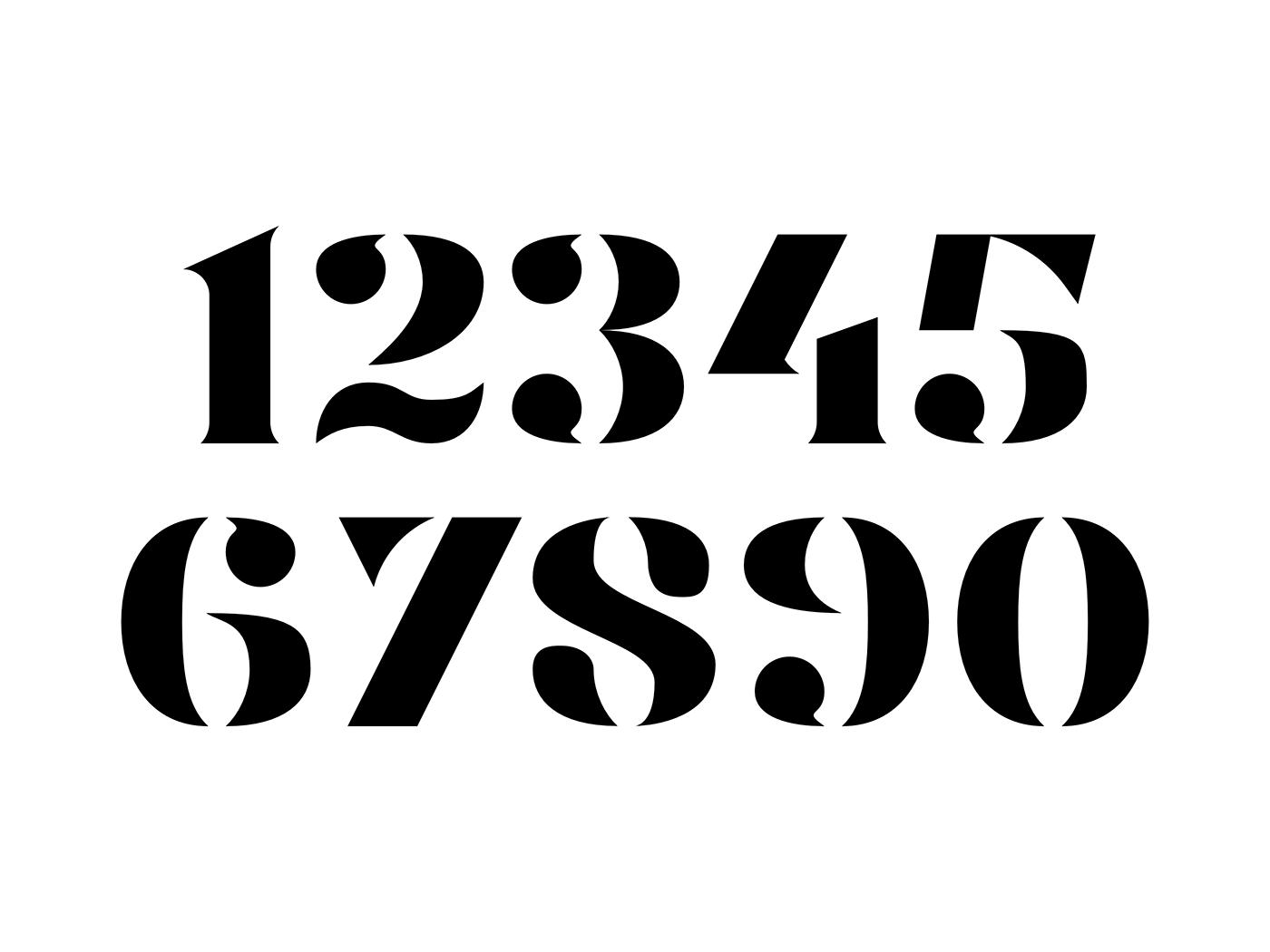 free type font download Title heading editorial magazine poster modern stencil elegant luxury Unique