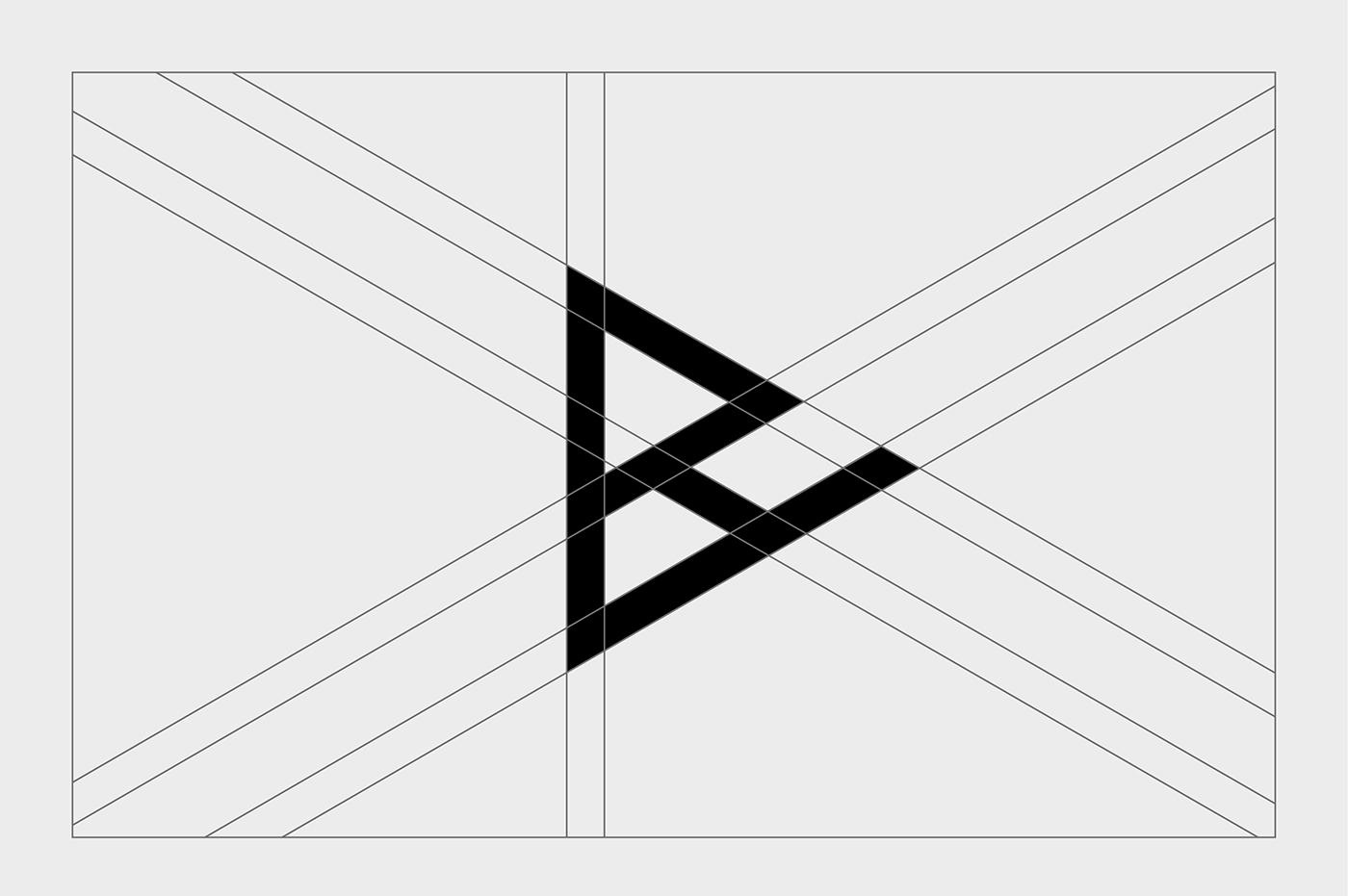 blowhammer logo brand Logotype BH tshirt mark Stationery business card Italy pattern Shopping Style Sweatshirt triangle