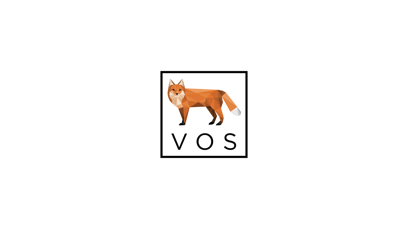 FOX,Logo Design,Low Poly,ILLUSTRATION ,modern,Fashion ,Gotham Font,orange,presentation,integration