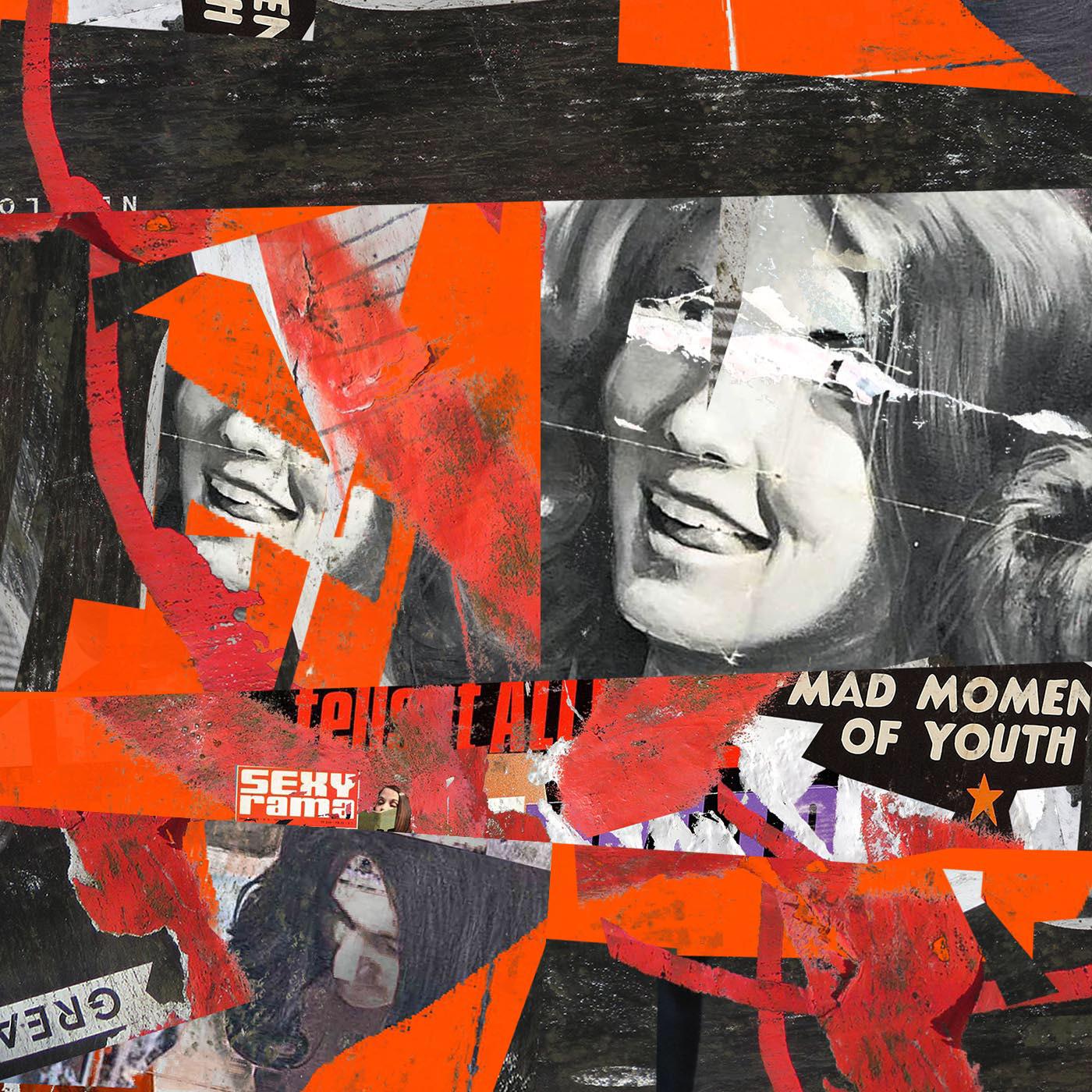colagem collage design poster