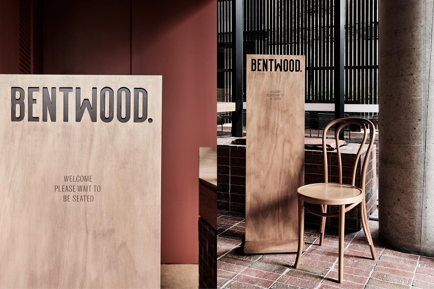 orange cafe Melbourne wood tan Coffee restaurant Food  pattern Pop&Pac