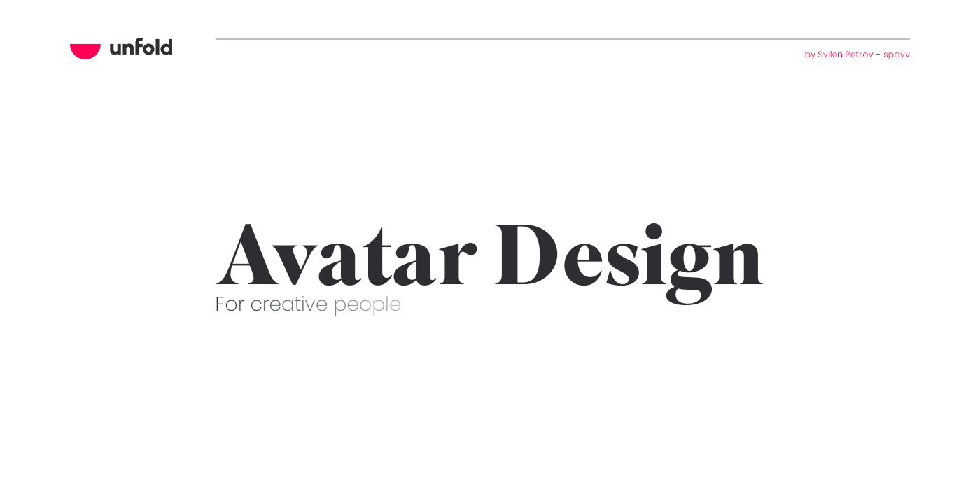 avatar Character characterdesign unfold color friends spovv avatardesign coloring fresh