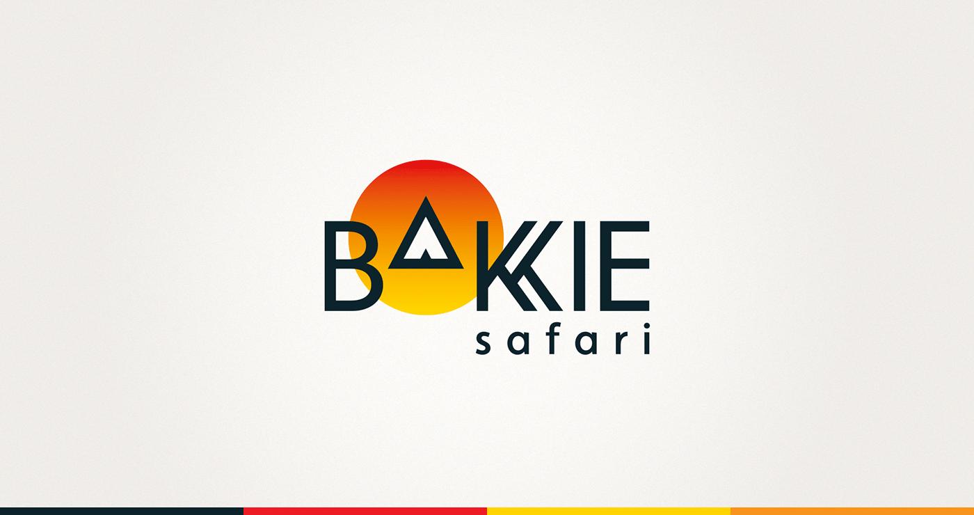 Bakkie Safari | Color logo