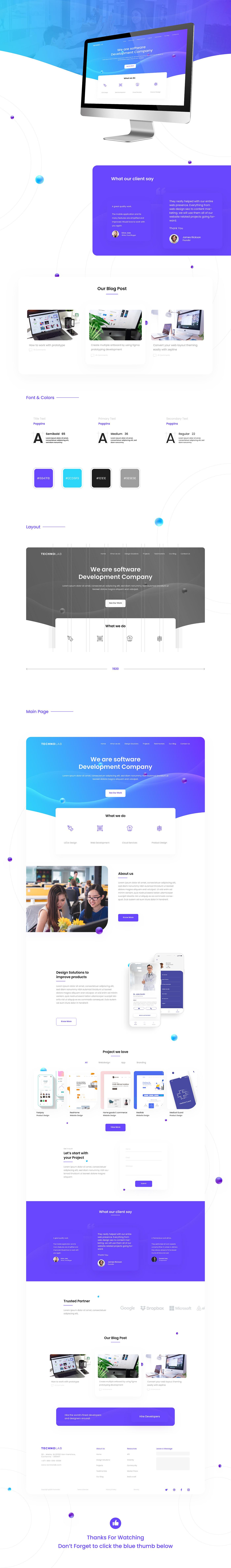 Agency website classy website company website design concept firm IT company It company website IT Firm  landing page Webdesign