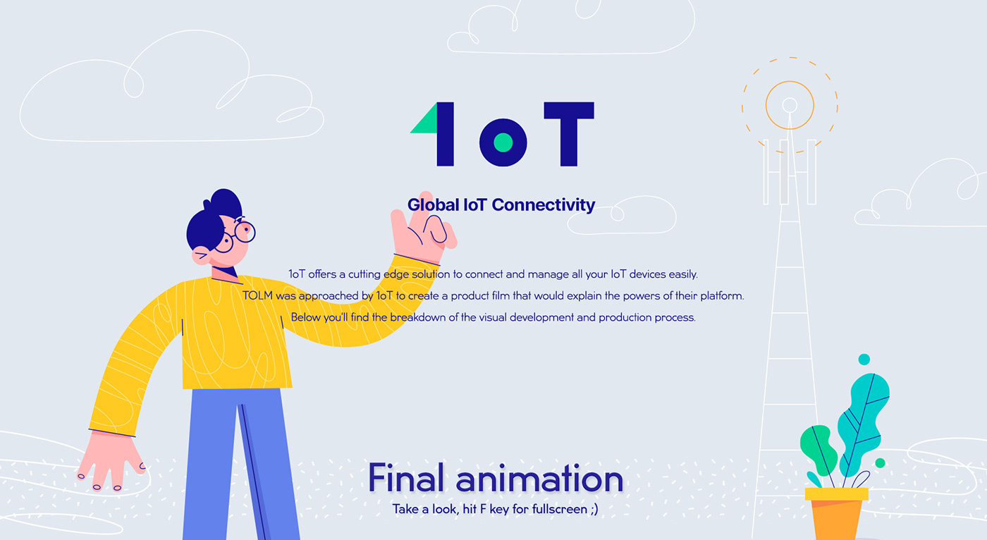 animation  characters design ILLUSTRATION  motion SIM cards