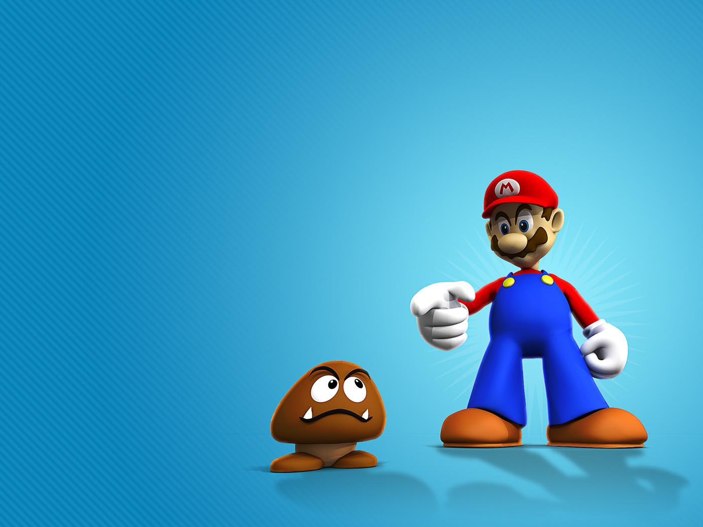 Super Mario Bros. Nintendo 3D smash bros. toad mariolove