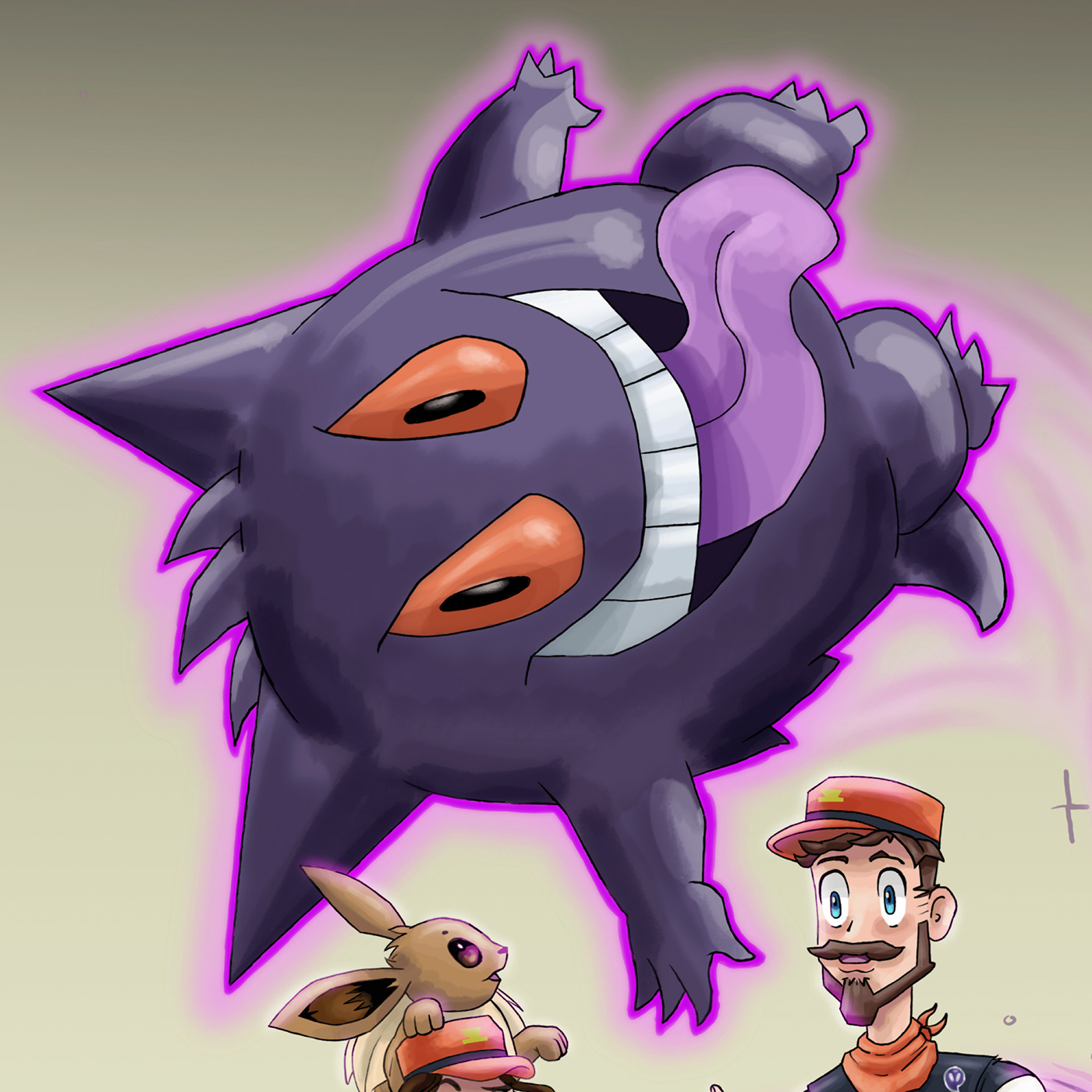character art commission Pokemon pokemon fan art