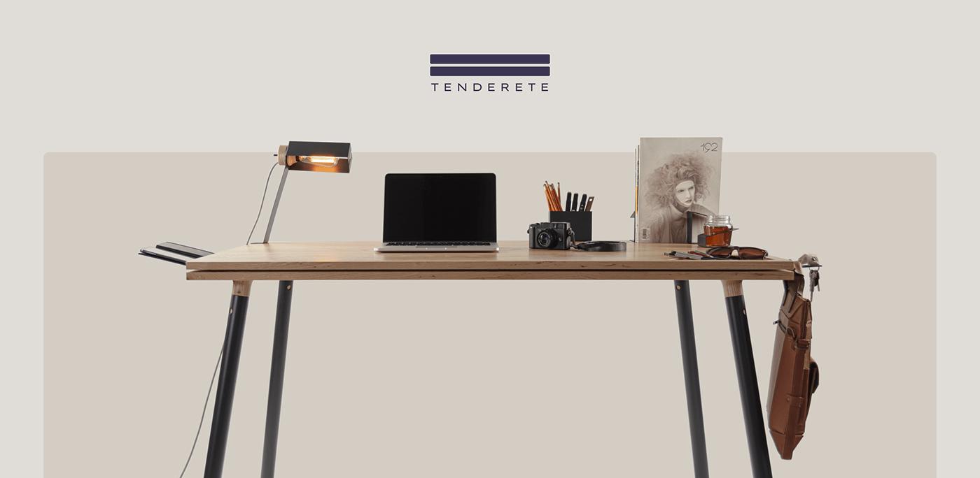workstation furniture Mexican Design mexico table desk home office useful escritorio Guadalajara dimueble