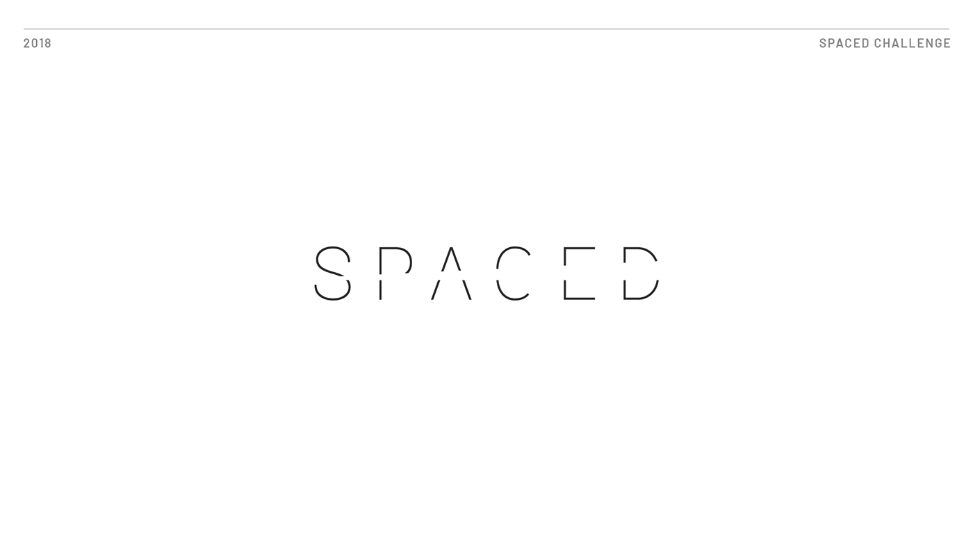 Logo for Spaced Challenge