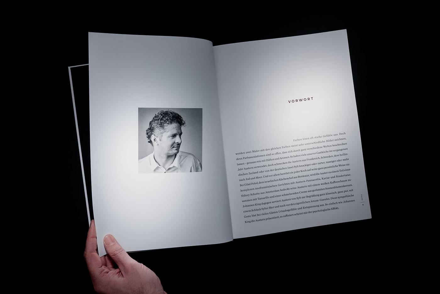 cookbook Culinary Ikarus salzburg austria Food  printdesign cook