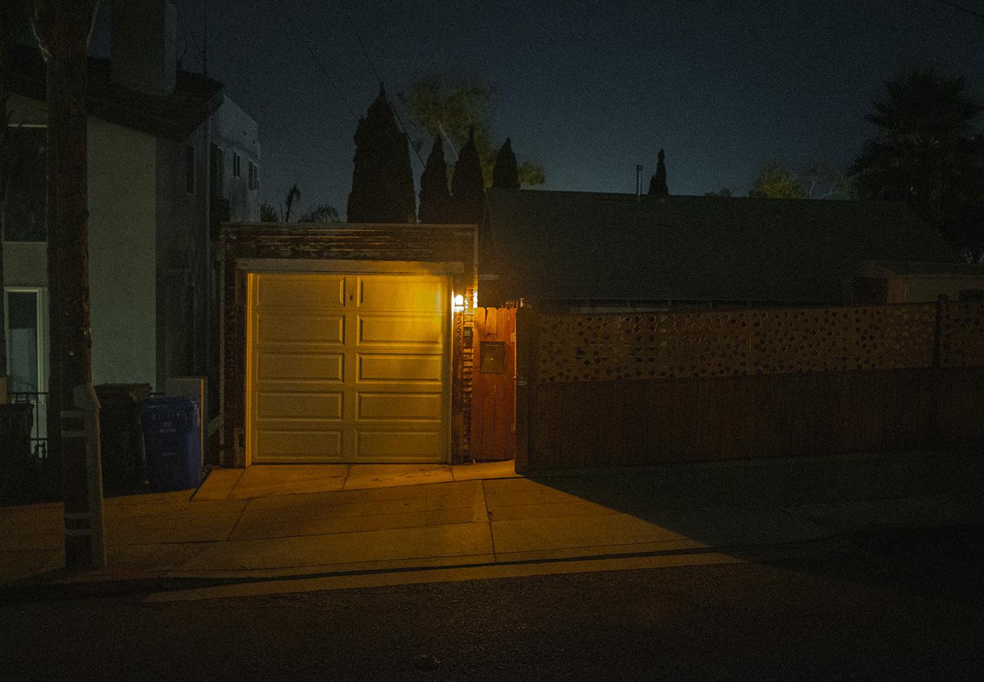 night Film   analog glow California fujifilm Los Angeles San Diego house neon