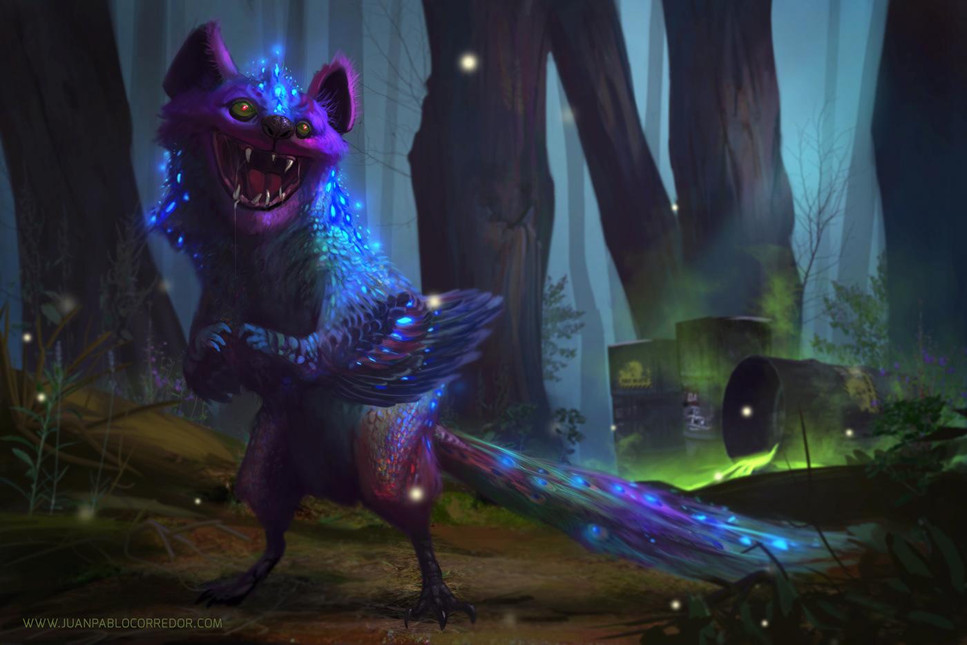 alebrije characters creatures