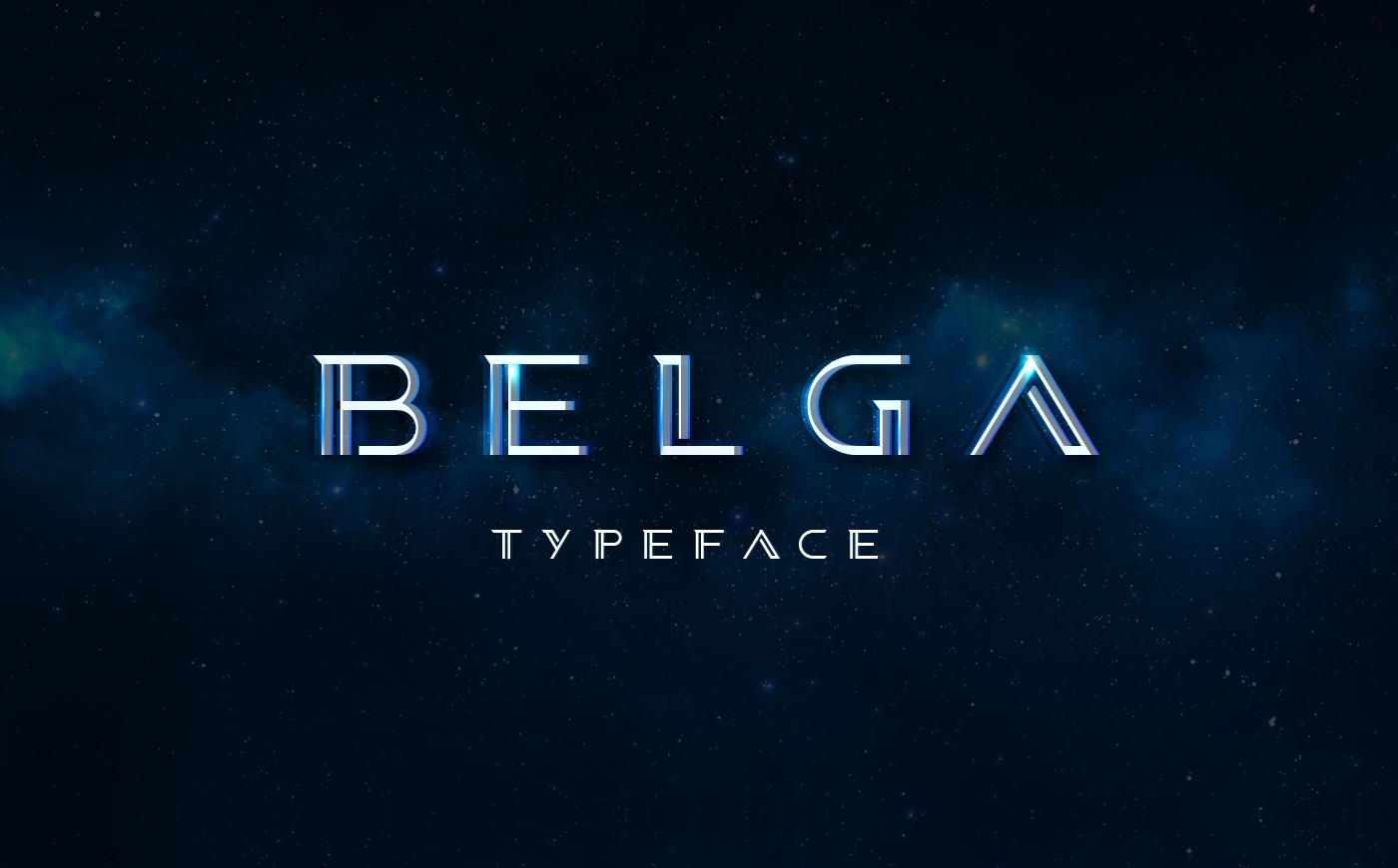 Belga Font Download