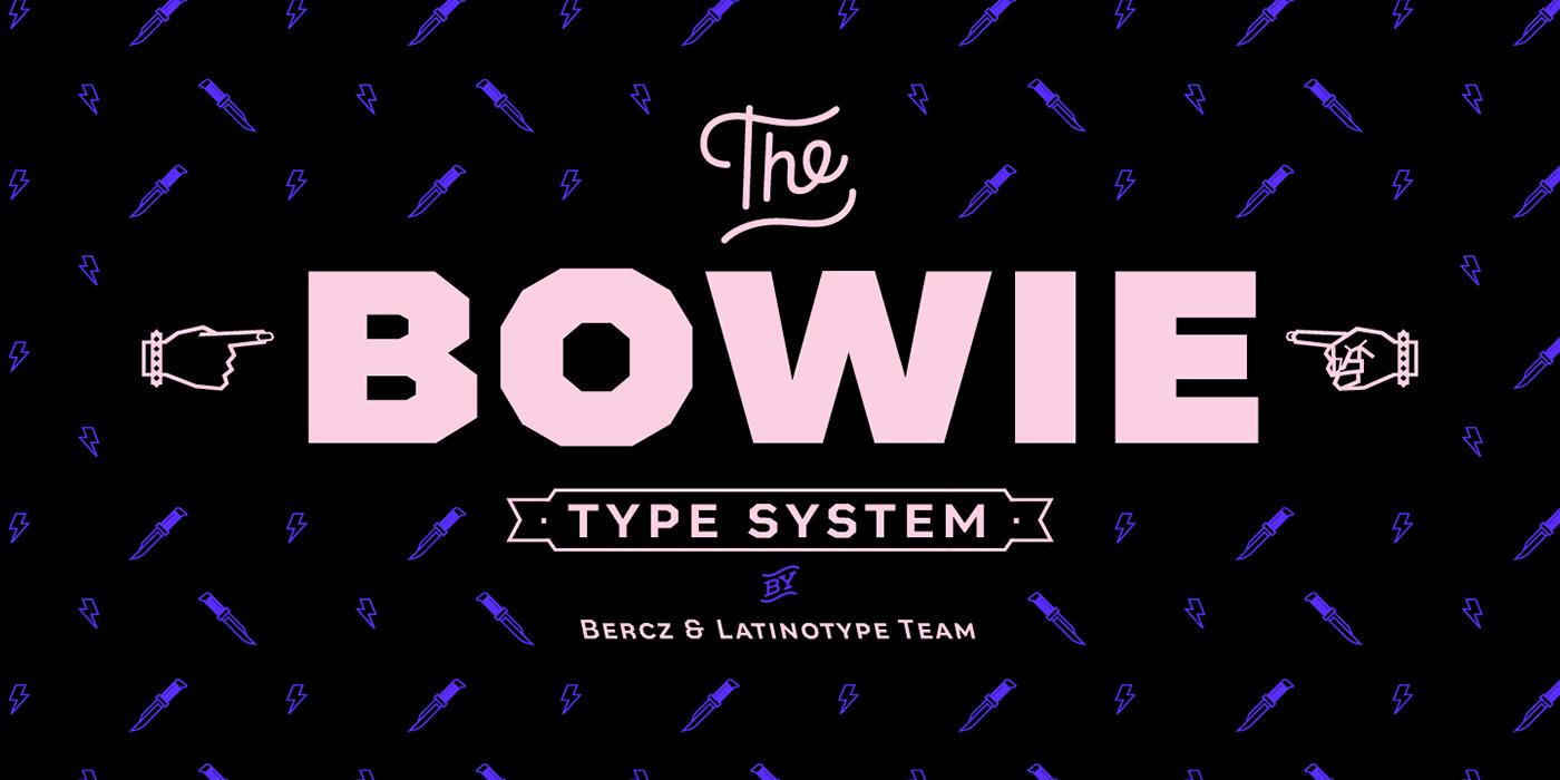 精緻的27款標題字體欣賞