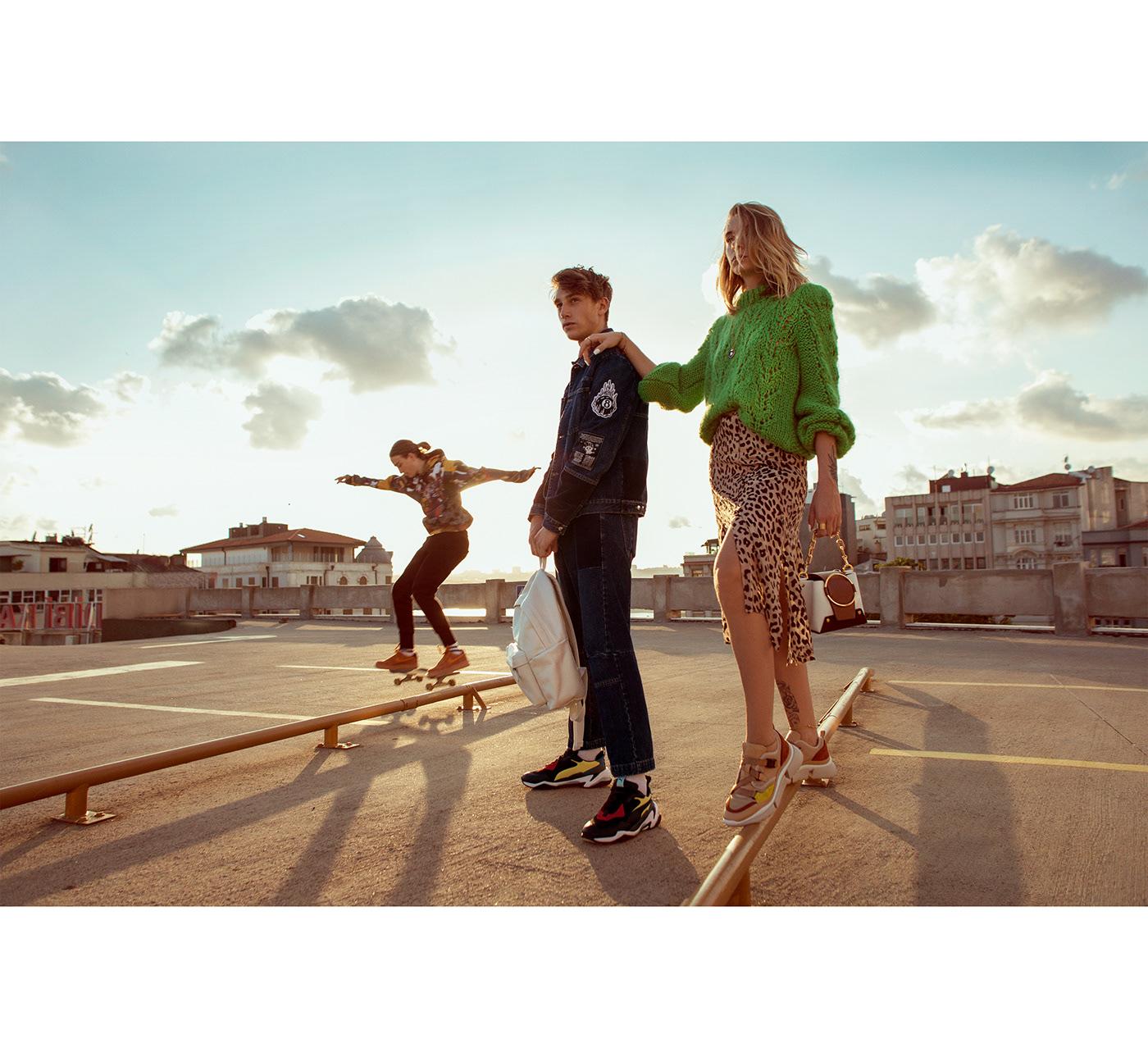 beymen Fashion  shooting ad model mag editorial